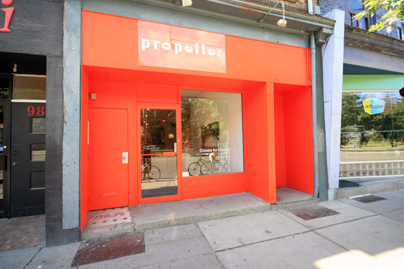 Propeller Gallery