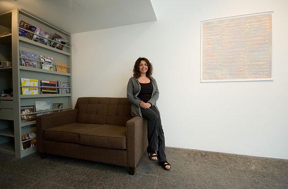 Tinku Gallery Owner Amrita Chandra