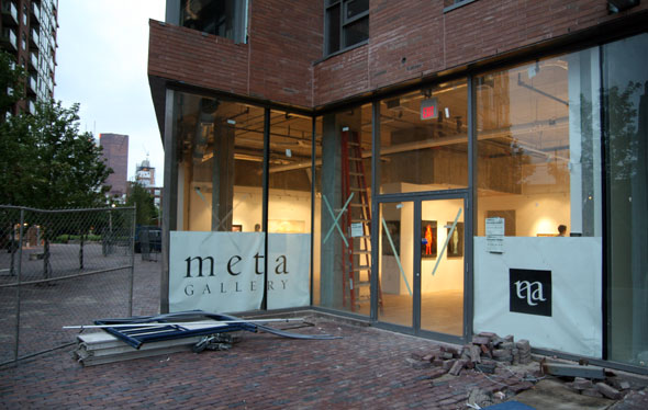 Meta Gallery Outside