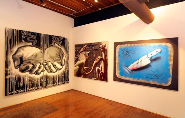 52 McCaul Gallery Toronto