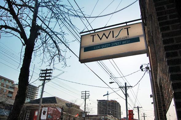 Twist Gallery Toronto