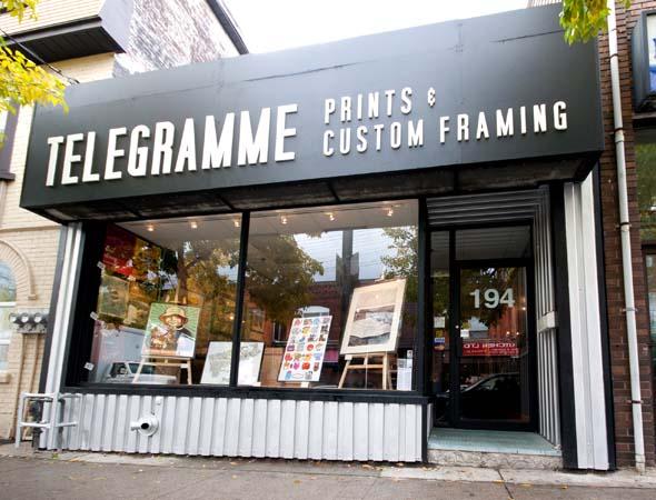 Telegramme Prints