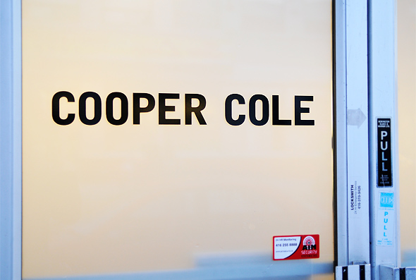 Cooper Cole Gallery