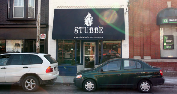Stubbe Chocolate