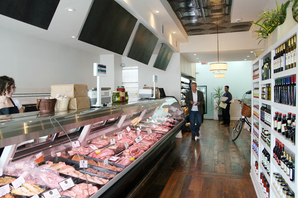 Blackstone Organic Meats Inside