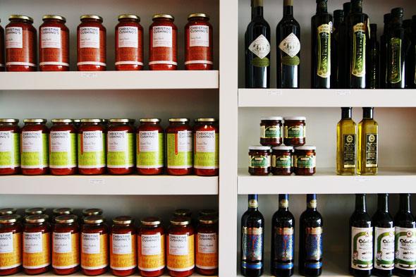 Blackstone Organic Meats Shelf