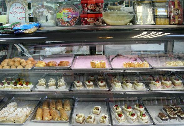 Ladan Cakes