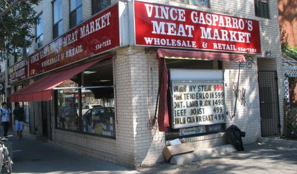 Gasparro's Meat Market