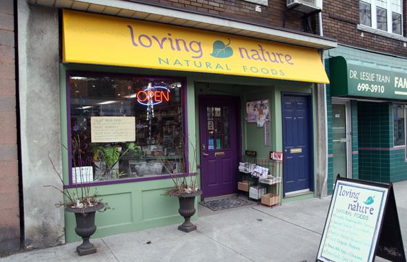 Natural Food Store Roncesvalles