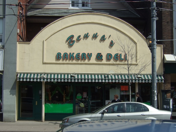 Benna's Bakery and Deli