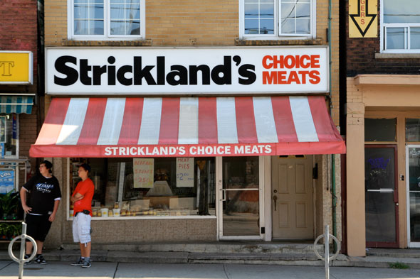 Strickland's Choice Meats Toronto