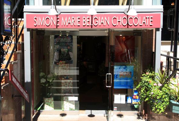 Simone Marie Belgian Chocolate Toronto