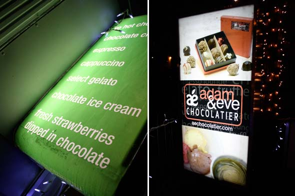 Adam & Eve Chocolatier