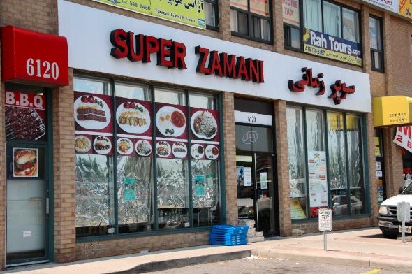 Toronto Super Zamani