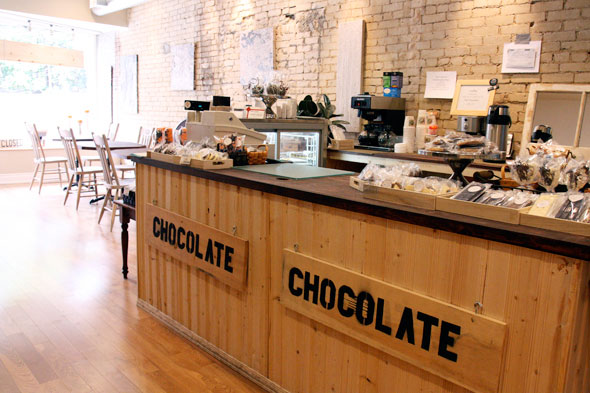 Chocolateria Toronto