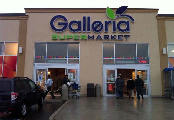 Galleria Supermarket Toronto