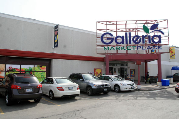 Galleria Supermarket