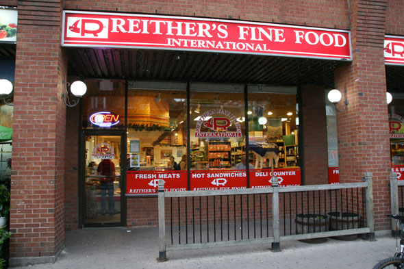 Reither 39 s fine food international for Aroma fine indian cuisine king street west toronto on