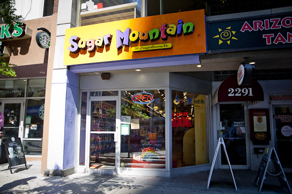 Sugar Mountain Toronto