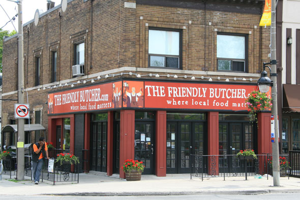 Friendly Butcher