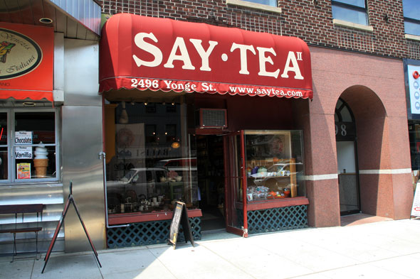 Say Tea Toronto