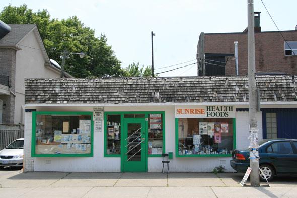 Health Food Stores Toronto North York