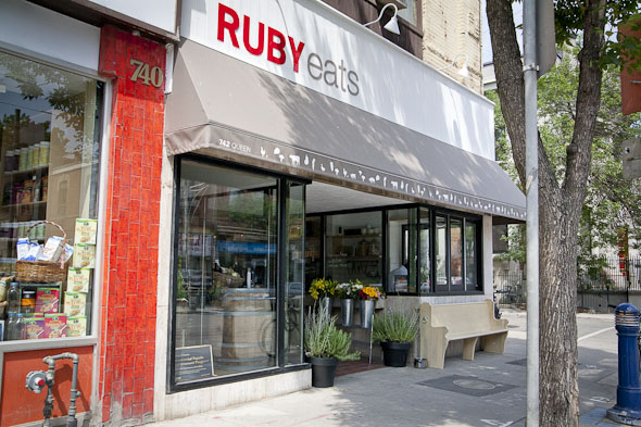 Ruby Eats Toronto