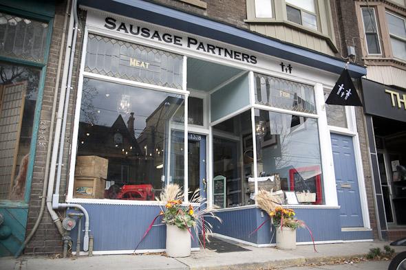 Sausage Partners