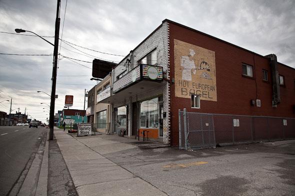 Pantry Bathurst St Toronto