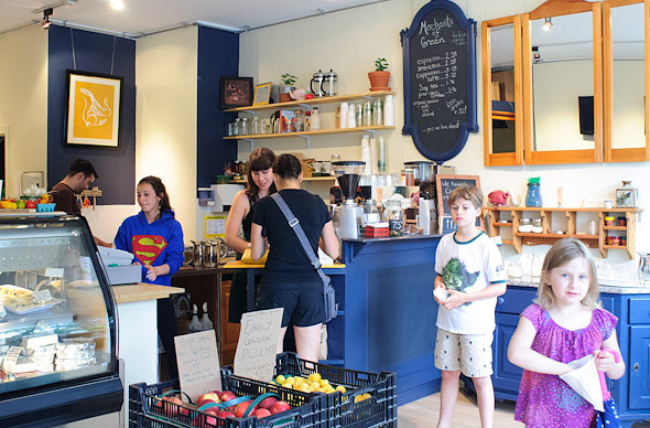 creme fraiche market cafe toronto