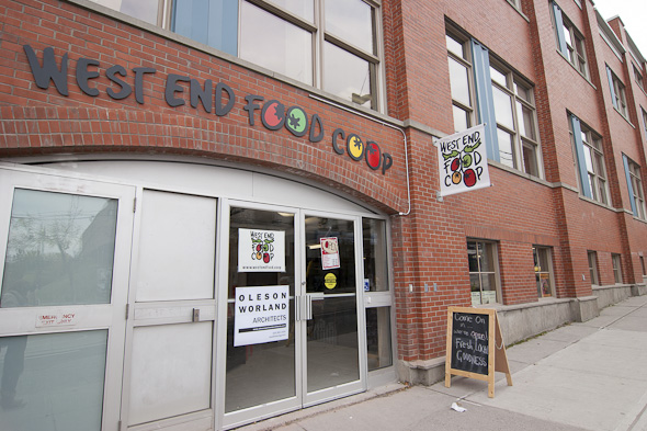 west end food co op toronto