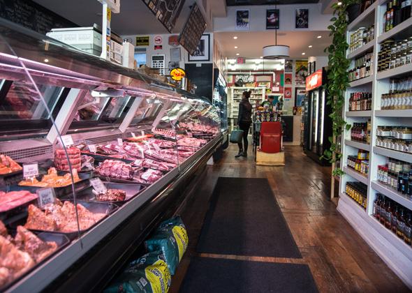Meat Dept Toronto