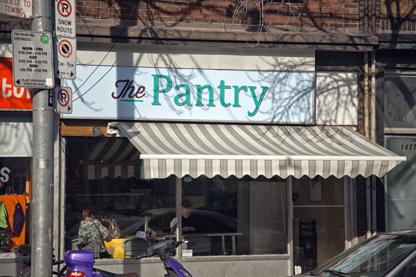 the pantry toronto