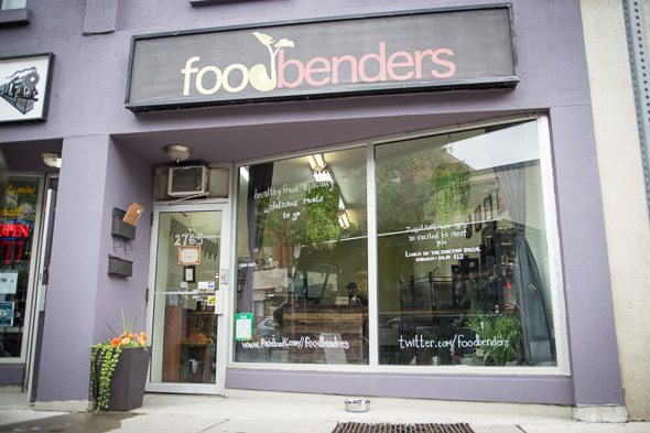 Foodbenders Toronto