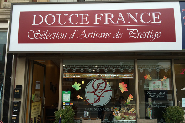 Douce France Toronto