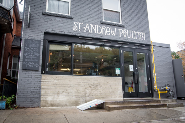 st andrew poultry