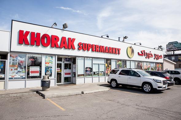 Kohark Supermarket Toronto