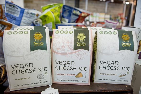 Good Rebel Vegan Grocery Toronto