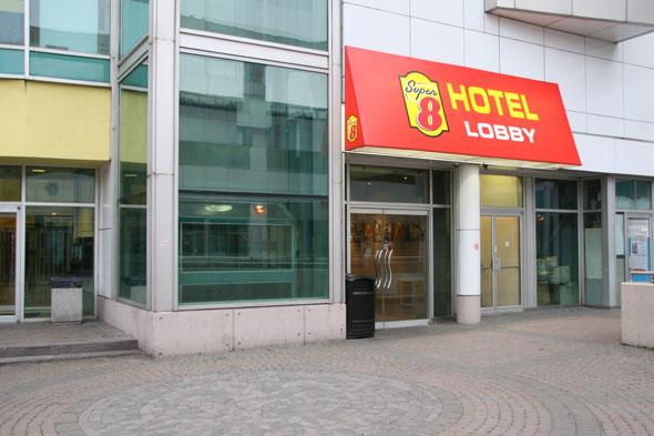 Super 8 Hotel Toronto