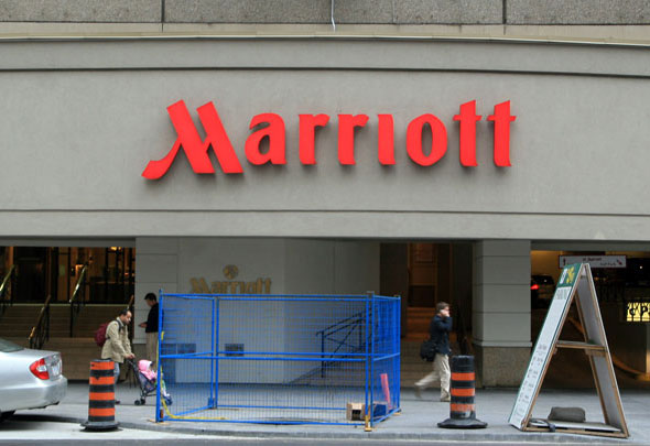 Marriott Bloor Toronto