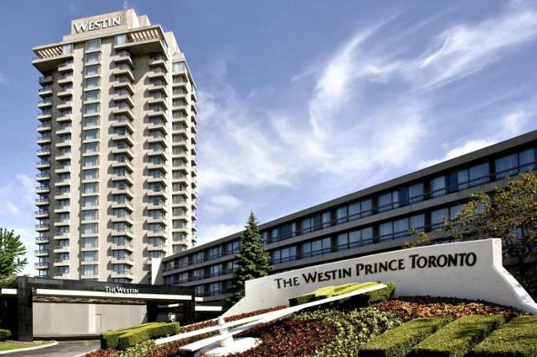 Alt Hotel Toronto Directions
