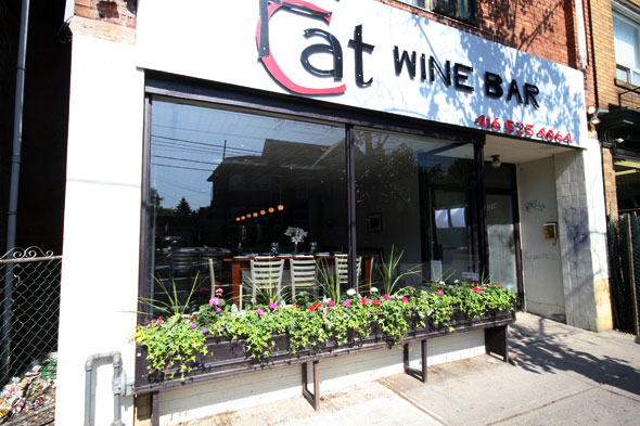 Fat Cat Wine Bar