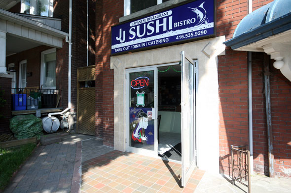 JJ Sushi