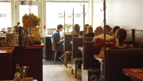 Swan Restaurant Toronto