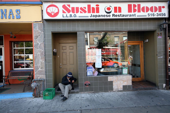 Sushi on Bloor
