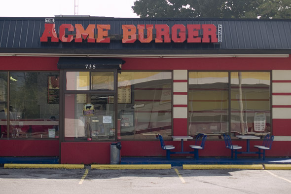 acme burger company--the first of many???