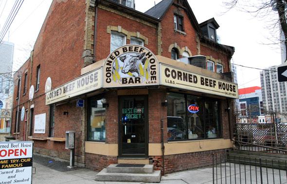 Corned Beef House