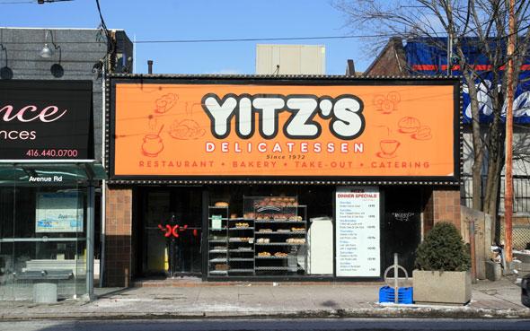 Yitz's Deli