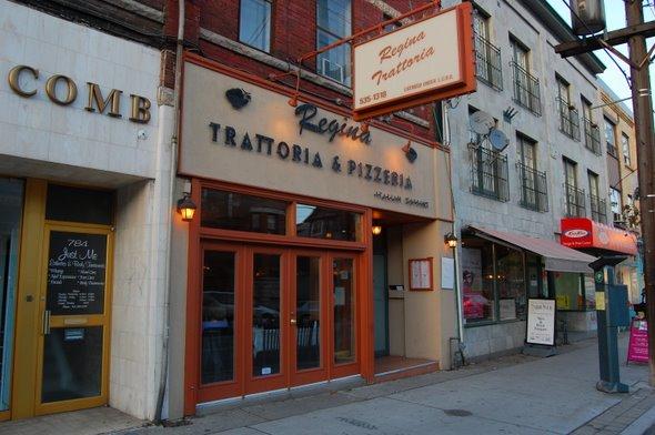 Regina Pizzeria & Trattoria