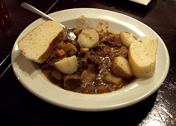 Harvest Ale Lamb Stew